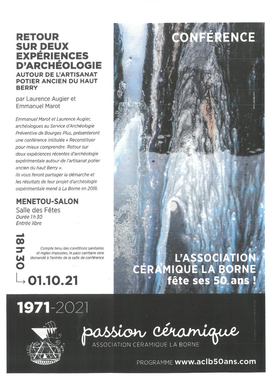Ménetou Salon 1-10-2021